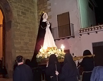 Virgen María del Mayor Dolor