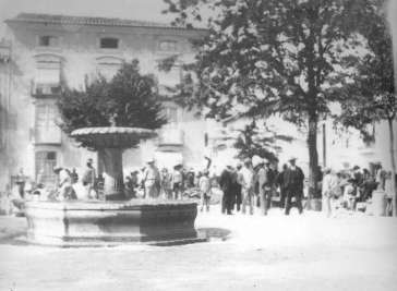 Plaza Mayor -1916-